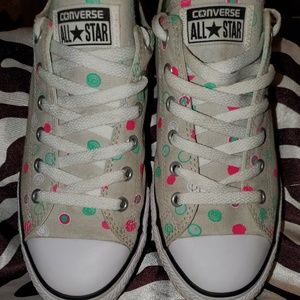 Converse Chuck Taylor All Star Low Top Grey Shoes